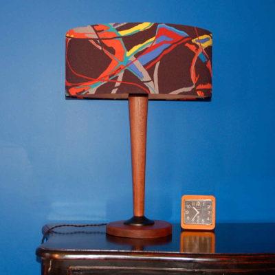 Lampe Abstraite - atelier VOLAPÜK - pièce unique
