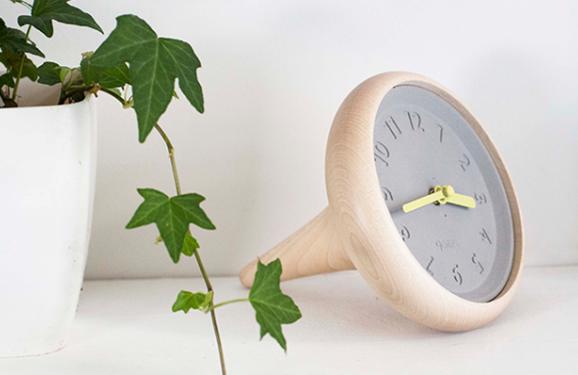 Horloge Toupie Gone's