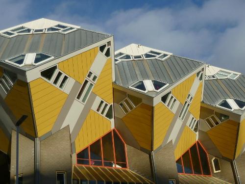 les Maisons-Cubes de Rotterdam